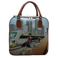 Free shipping 2014 new Fashion Brand women travel bags lady bags Women luggage & travel bags portable travel bag 5 colors