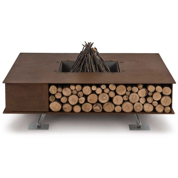 25 Best Ideas About Outside Fire Pits On Pinterest Diy Garden Furniture Curved Bench And