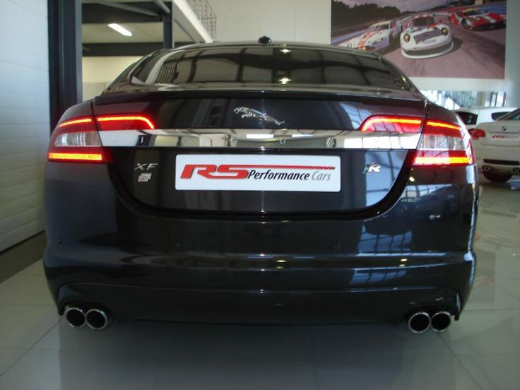 2011 Jaguar Xfr 5 0 V8 Supercharged For Sale R 539 000