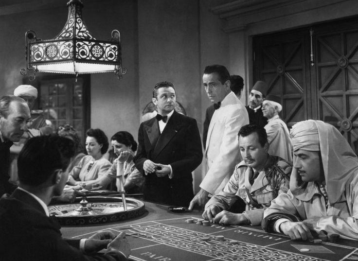 Casablanca - Marcel Dalio - Humphrey Bogart Image 5 sur 45