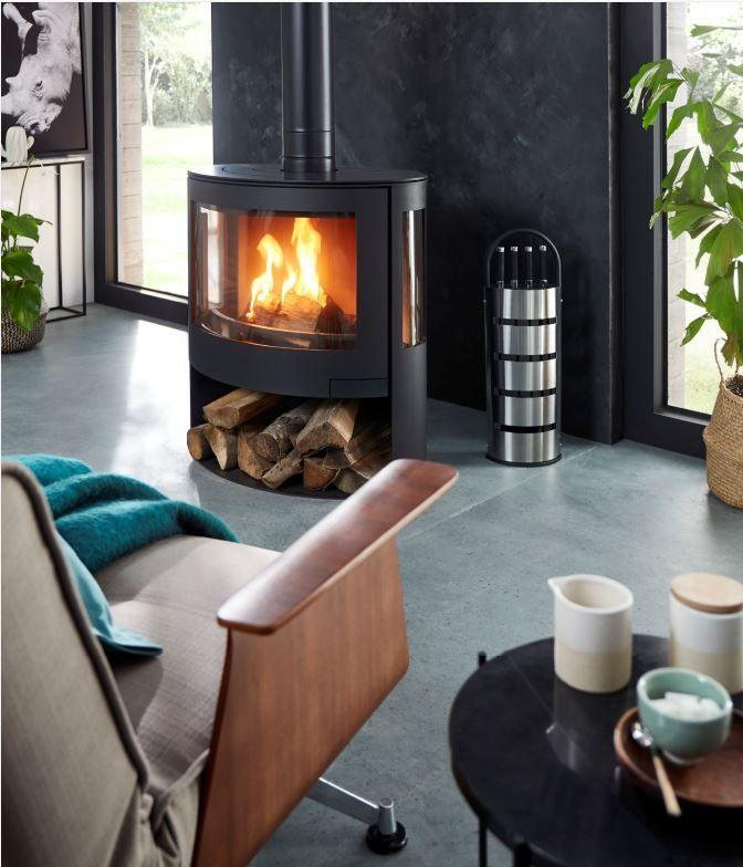 les 25 meilleures id es de la cat gorie porte buche sur. Black Bedroom Furniture Sets. Home Design Ideas