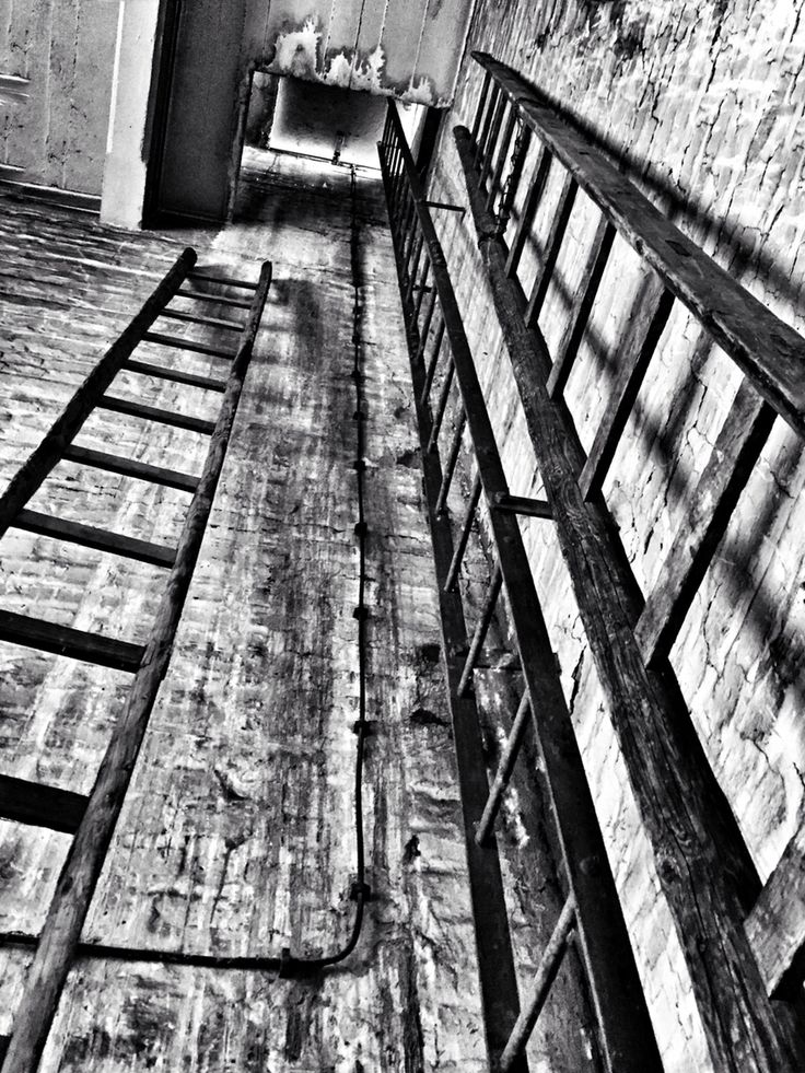 Jacob's Ladder... (iPhone 6, Snapseed)