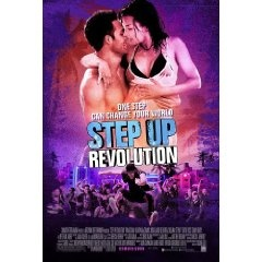 Step Up Revolution is another of my favorite movie.