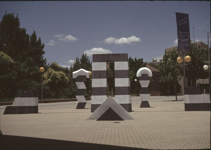136797PD: Gate 2: Coalesce - a sculpture by Akio Makigawa in front of the State Library of WA, 1992 http://encore.slwa.wa.gov.au/iii/encore/record/C__Rb2846989__SGate%202%3A%20Coalesce__P0%2C1__Orightresult__U__X3?lang=eng&suite=def