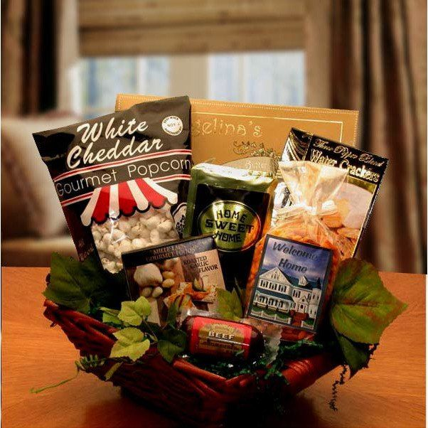 Home Gift Basket Ideas: 17 Best Ideas About Themed Gift Baskets On Pinterest