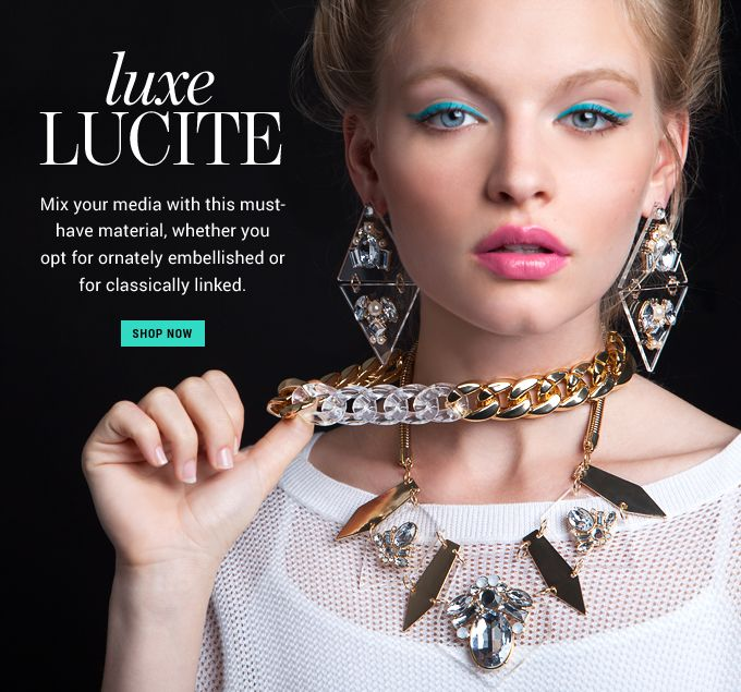 great example of eCommerce website for jewelry!