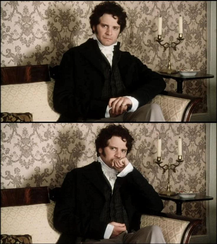 Colin Firth In Pride And Prejudice Our Wedding Was After This Darcy He S Awesome