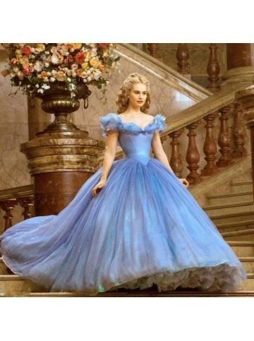 Robe de mariage tulle princesse Cendrillon