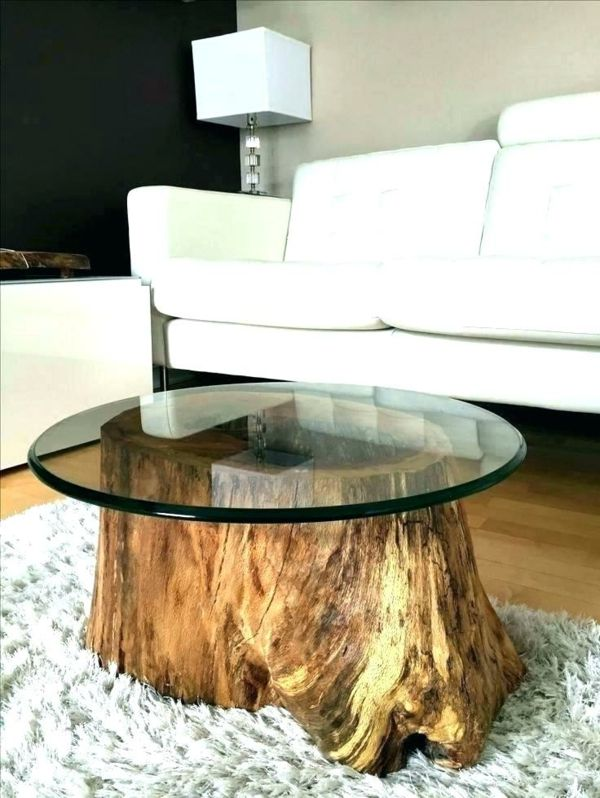 Table Basse Tronc D Arbre Projet Diy Simple A Realiser Table Basse Tronc D Arbre Table Basse Table Basse Bois