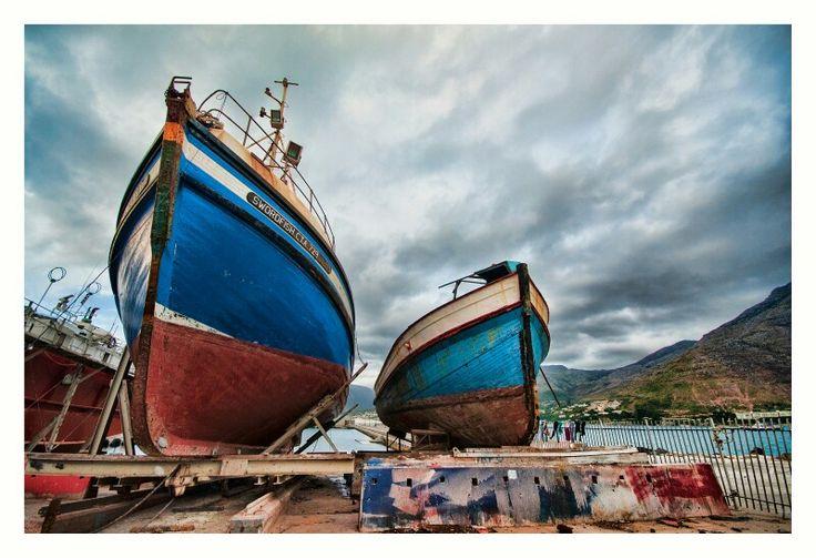 Houtbay drydocks
