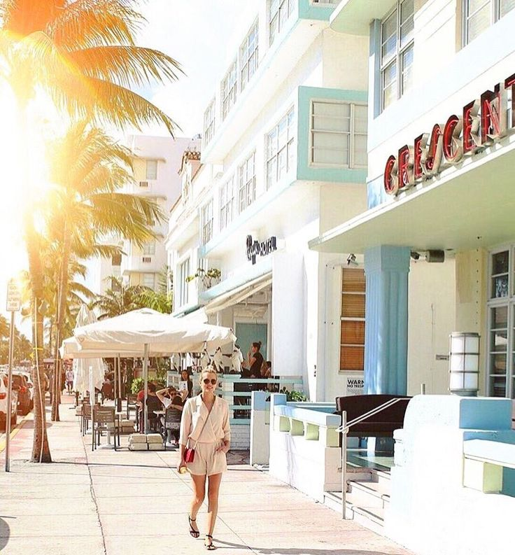 Bright mornings in South Beach by sandyswonderland at Ocean Five Hotel    #miami #florida #miamibeach #sobe #southbeach #brickell #miamibeach @oceanfivehotel