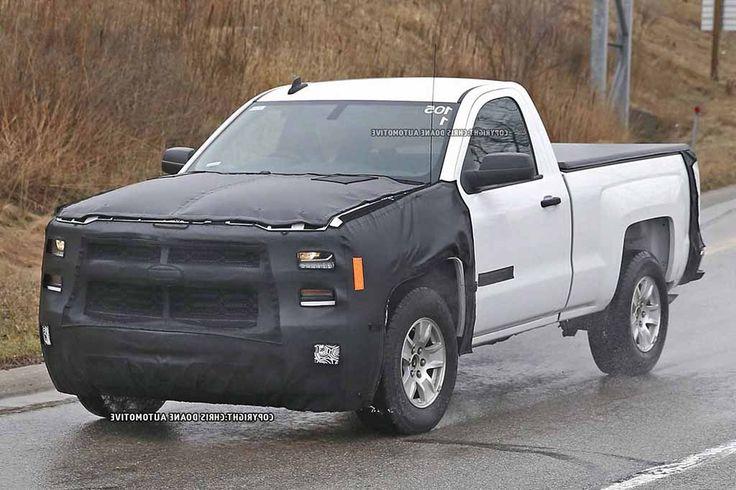 http://2017conceptcars.com - 2017 Silverado 1500 Diesel and Specs