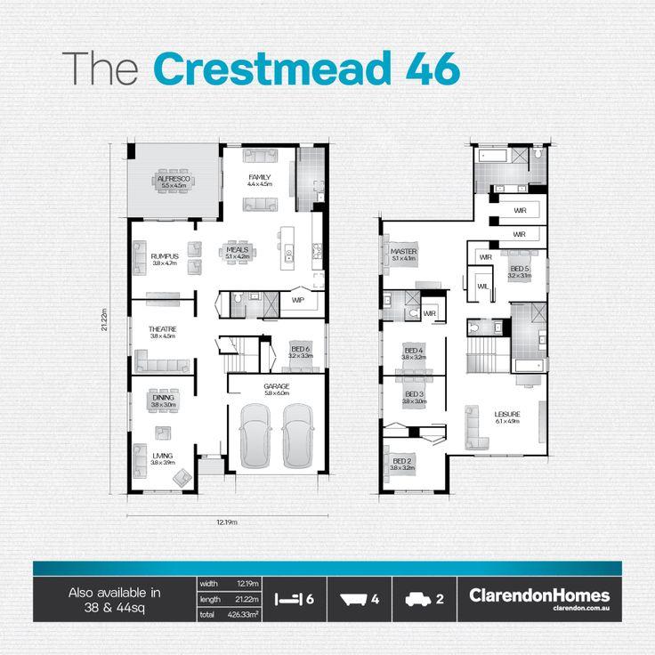 30 best Clarendon homes images on Pinterest   Clarendon homes ...