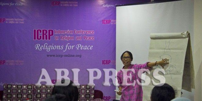 Teori dan Prinsip HAM (Seri Sekolah Agama ICRP)