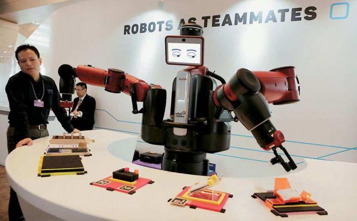 S.O.S – Επιδρομή ρομπότ σε όλους τους χώρους εργασίας!