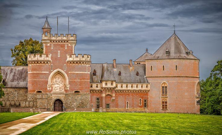 Gaasbeek Castle, Lennik, Belgium (iii) by Andrei Robu - RoSonic.photos on 500px