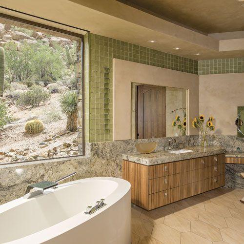 Bathroom Remodel Arizona: 63 Best Images About Bath & Powder Rooms On Pinterest