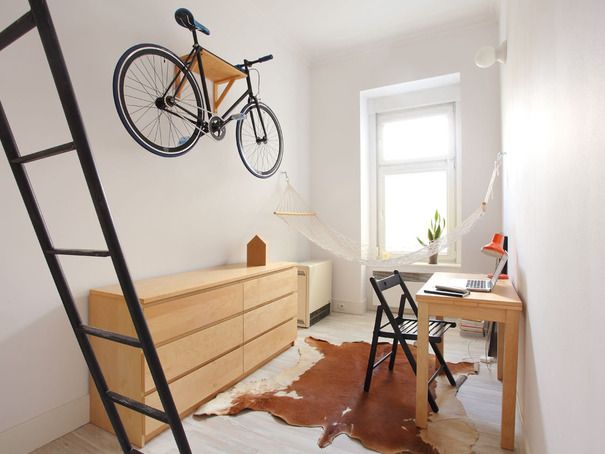 Polish Designer Lives Every Minimalistu0027s Dream In A Tiny Apartment    Wrocław, Poland