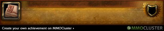 World of Warcraft MMOCluster -Blank Signature Creator