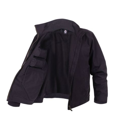 Please allow 3-4 business days for this item to ship. Lightweight Concealed Carry Jacket has...