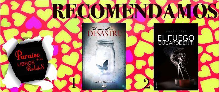 El libro 5 estrellas de esta semana es MARAVILLOSO DESASTRE de Jamie McGuire. Una novela llena de sentimientos confusos y decisiones equivocadas. La relación de Travis y su Paloma dejan una marca …