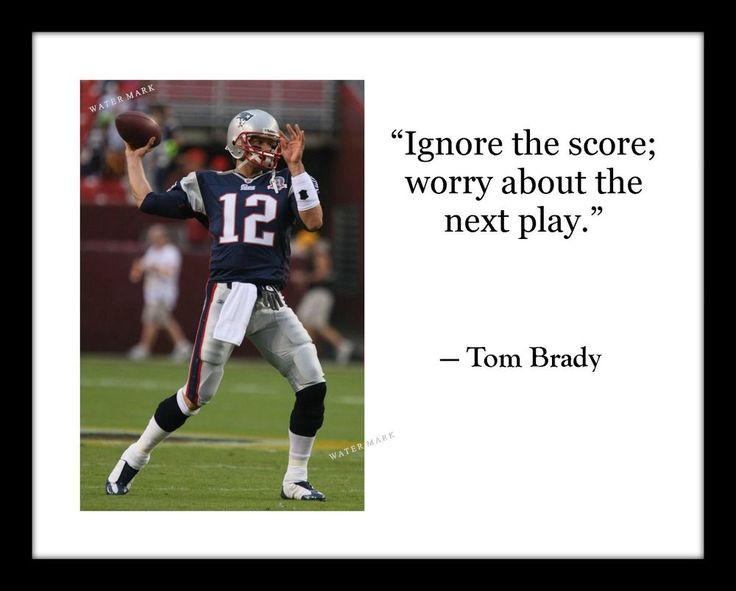 New England Patriots TOM BRADY Photo Print With Quote Football Super Bowl LI 51   Sports Mem, Cards & Fan Shop, Fan Apparel & Souvenirs, Football-NFL   eBay!