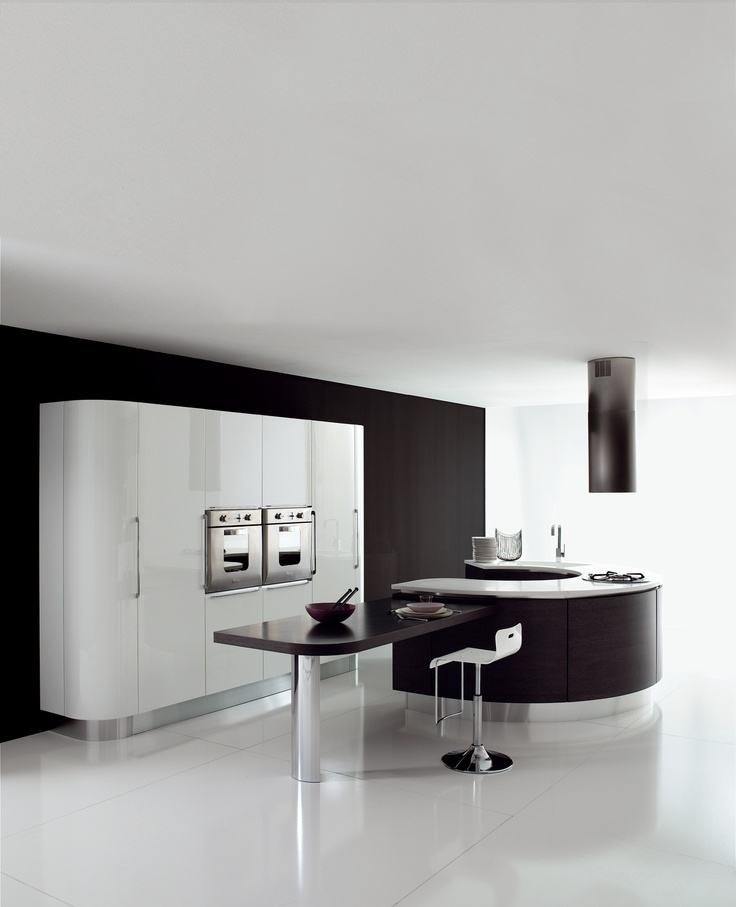 A winning feature of Aran Cucine, which has traditionally always been keen to experiment and search for innovative solutions in kitchens, is its ability to create and renew lines and trends, achieving quality and originality to the highest level.