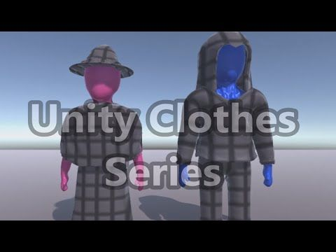 Unity3D Clothes Series Trailer