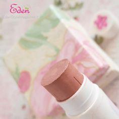 rossetto nude chiaro luminoso carne fatto in casa -  spignatto - ricette cosmetici ecobio fai da te