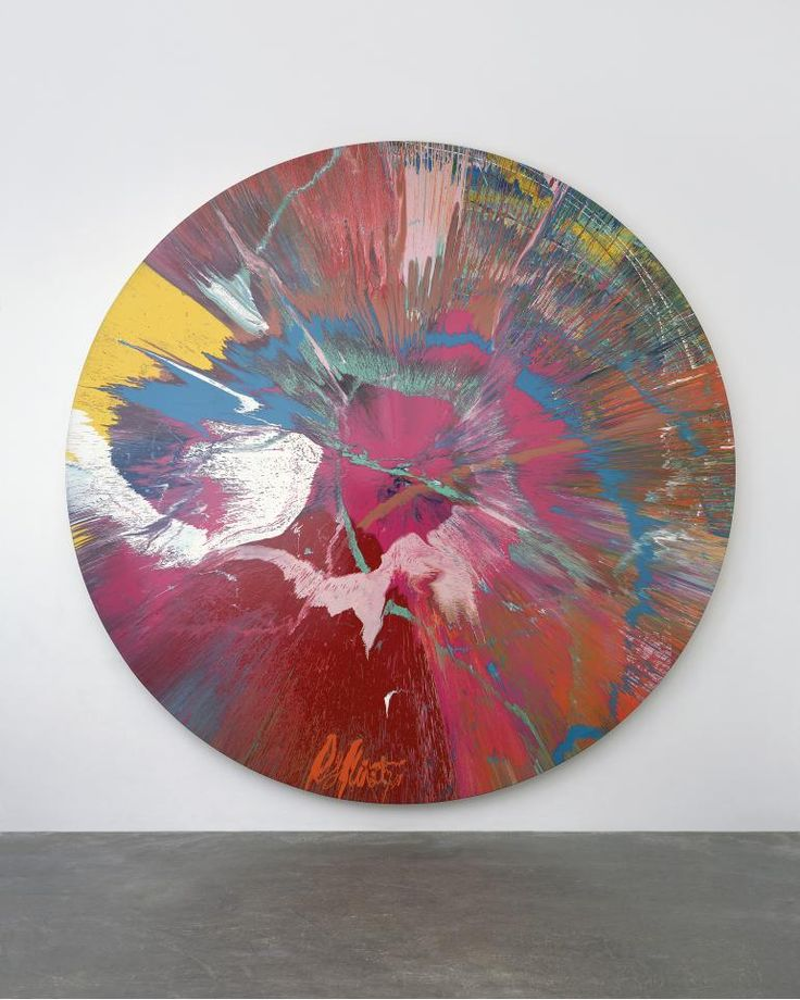 Damien Hirst. Cataclysmic, minty thingie! ping @thesiswhisperer