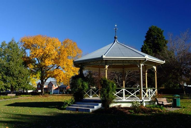Victoria Park,  Rangiora