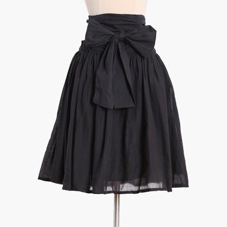 High Waisted SkirtsHigh Waist Skirts, Waist High, Skirts 3699, Bows Skirts, Black Skirts, High Black, Big Bows, Black Love, My Style
