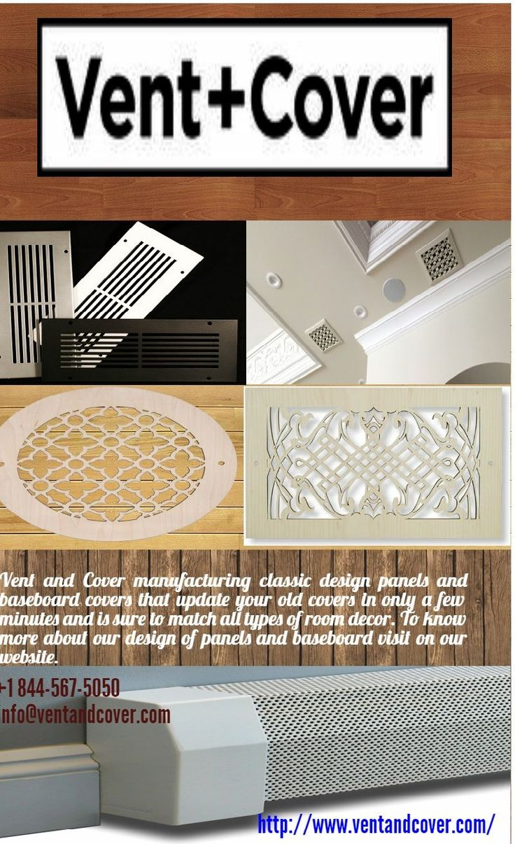 Vent and covers offer covers that can be used for floor