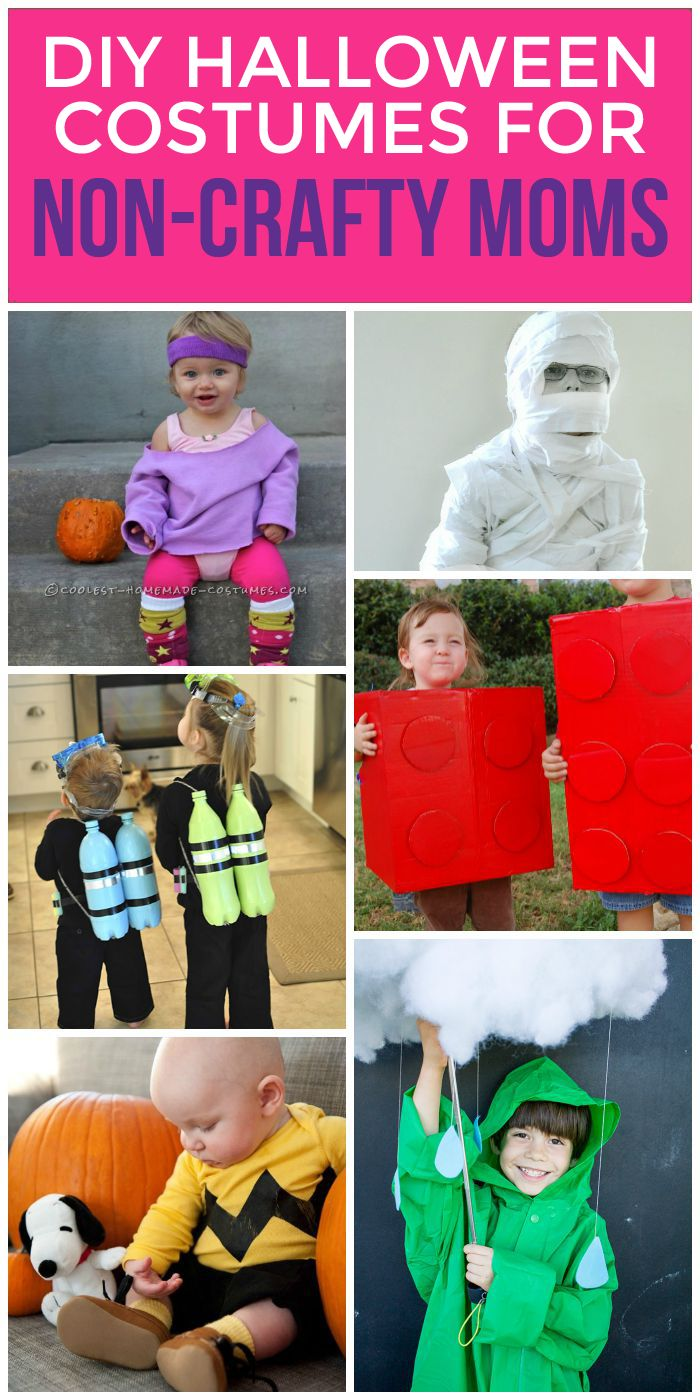 easy diy halloween costume for toddler