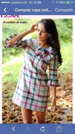 Coqueto vestido