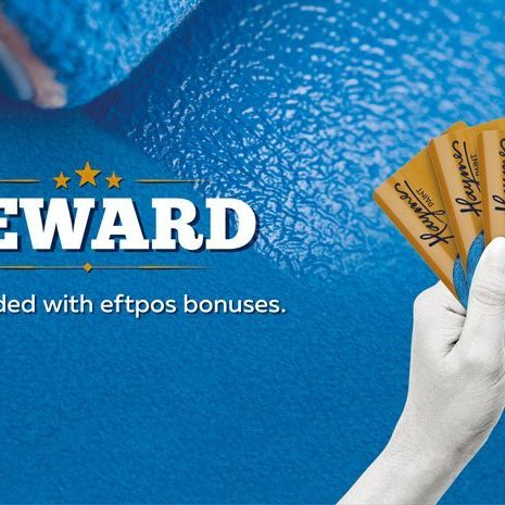 It's Easter! Claim your Reward Card now