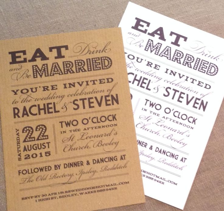 32 best Rustic Kraft Wedding Invitations images on Pinterest | Kraft ...