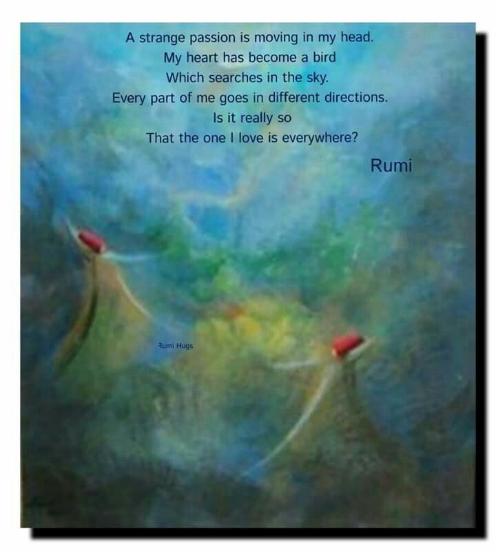 Inspirational Quotes About Positive: Best 25+ Sufi Poetry Ideas On Pinterest
