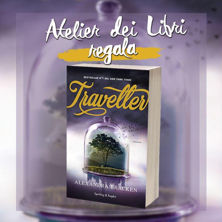 """Sapete quanto io abbia amato """" Passenger """" di Alexandra Bracken, pubblicato dalla Sperling il 18 Marzo e recensito lo stesso giorno ( ..."""