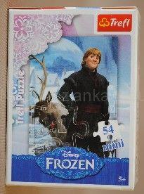 Puzzle mini Frozen Trefl