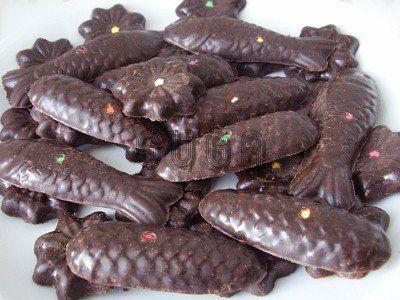 Domáce vianočné čokoládky - obrázek