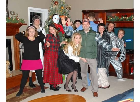 106 Best Christmas Vacation Themed Party Images On Pinterest