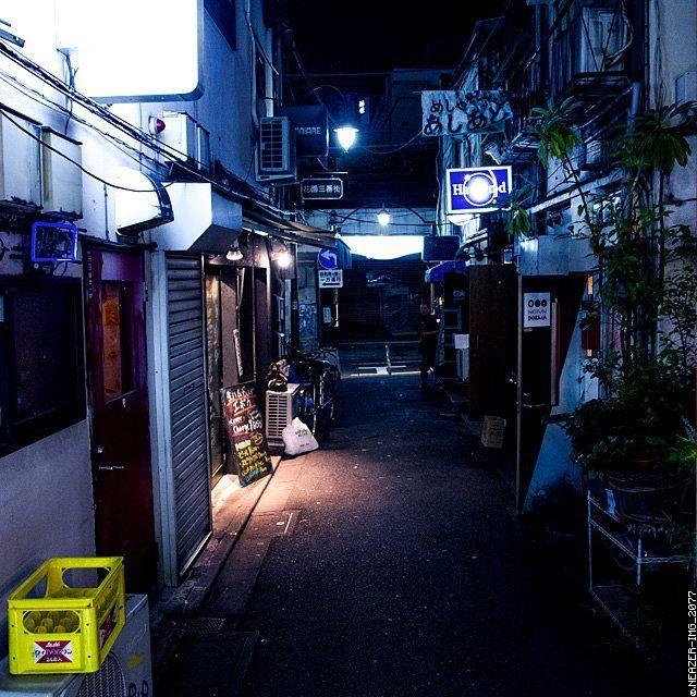 STREET LIFE - TOKYO // @neazer1 #travel #landscape #tokyo #architecture #nightlife
