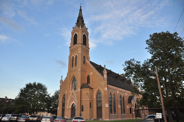 Weimar, TX (St. Michael's Catholic church)