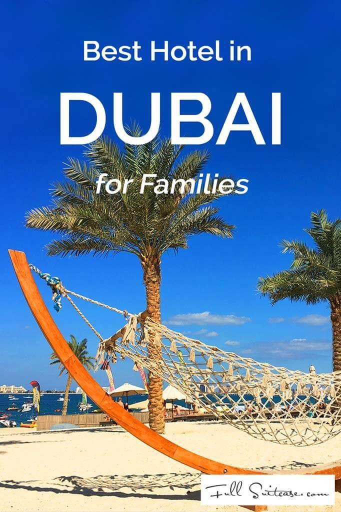 Best Dubai Hotel for Families - DoubleTree by Hilton Jumeirah Beach