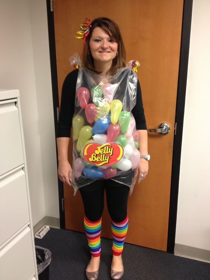 Jelly Belly Halloween Costume