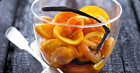 Hillotut aprikoosit