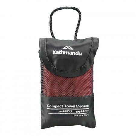 Buy Compact Towel - M - Lipstick online at Kathmandu