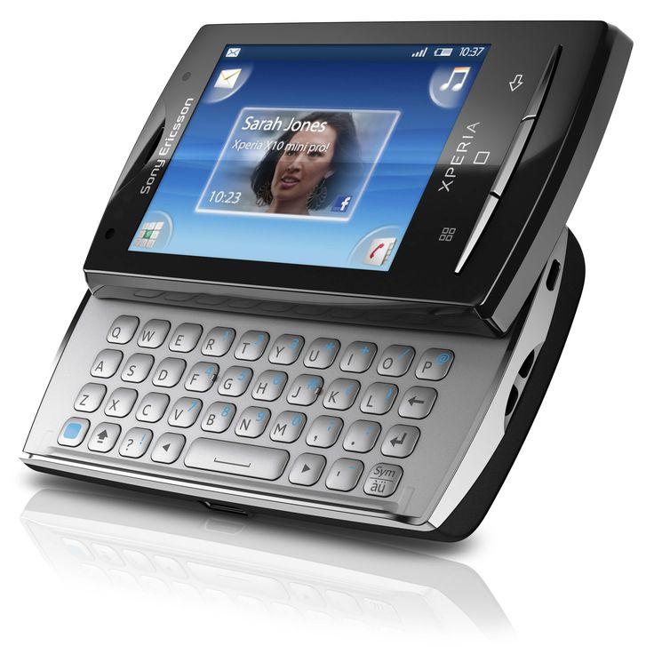 Sony Ericsson Announces the Xperia X10 Mini and Mini Pro