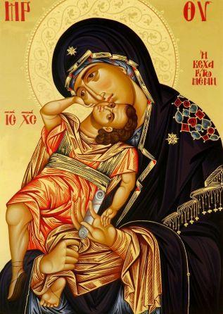 Rugăciune Fierbinte Către Maica Domnului